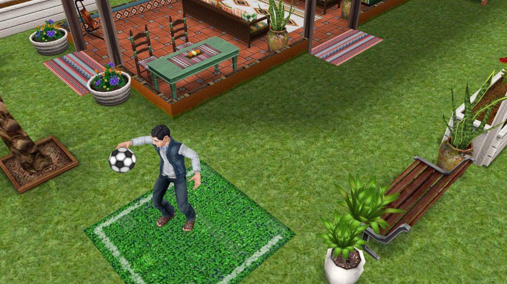 Sims Fanatic Freeplay